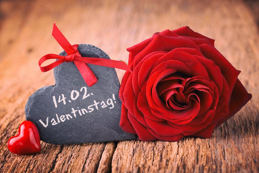 Valentinstag Tag